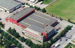 SAB, Evers & Co. Standard Aggregatebau KG Head Office in Norderstedt/Hamburg: Custom built power supply generators, plant engineering, standby power generators, emergency power sets and power plants